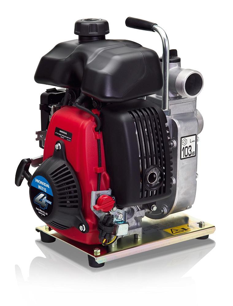 Subito Impresa+ - e.watt srls - Motopompa Honda WX 15